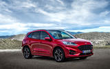 Ford Kuga 2020 road test review - static