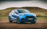 24 Ford Puma ST 2021 road test review static