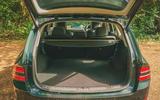 24 Genesis GV80 2021 road test review boot