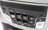 Honda CR-V 2018 road test review - roof controls