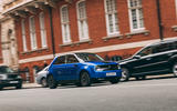 Honda e 2020 road test review - on the road front