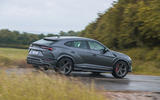 Lamborghini Urus 2019 road test review - on the road side