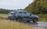Lamborghini Urus 2019 road test review - on the road side
