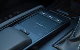 Lexus ES 2019 road test review - infotainment controls