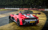 Lotus 3-Eleven 430 review static rear
