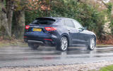 Maserati Levante S GranLusso 2019 road test review - on the road rear