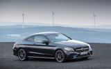 Mercedes-AMG C43 Coupe 2018 road test review static front