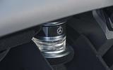 Mercedes-AMG GLC 63 S road test review air freshener