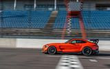 Mercedes-AMG GT Black Series road test review - on track