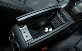 Mercedes-Benz A-Class 2018 road test review cabin storage