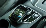 Mercedes-Benz X-Class road test review centre console