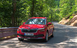 Skoda Kamiq 2019 road test review - on the road front