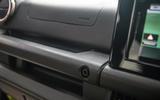 Suzuki Jimny 2018 road test review - passenger grab handle