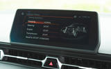 Toyota GR Supra 2019 road test review - drive modes setup