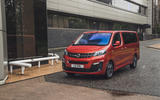 Vauxhall Vivaro Life 2019 road test review - static front