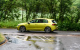 Volkswagen Golf 2020 road test review - on the road side