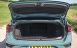 Volkswagen T-Roc Cabriolet 2020 road test review - boot