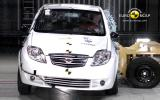 Two stars for Chinese MPV