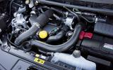 1.5-litre Nissan Note diesel engine