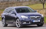 Vauxhall Insignia Tourer 2.0 CDTi