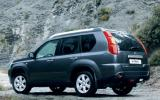 Nissan X-Trail 2.0 dCi rear