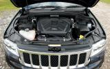 3.0-litre V6 Jeep Grand Cherokee diesel engine
