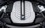 6.0-litre V12 BMW 760Li petrol engine