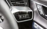 Audi A6 Avant 2018 road test review - light controls