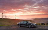 Audi A8 60 TFSIe 2020 road test review - static