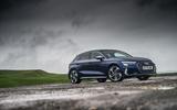 Audi S3 Sportback 2020 road test review - static