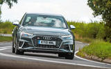 Audi S4 TDI 2019 road test review - on the road front