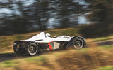 BAC Mono 2018 review - on the road side