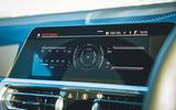 25 BMW 4 Series M440i road test review 2021 sport displays