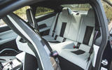 25 BMW M4 Competition 2021 RT rear seats