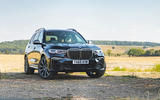 BMW X7 2020 road test review - static