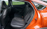 25 Ford Mustang Mach e 2021 RT rear seats