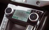 Jaguar I-Pace 2018 road test review climate controls
