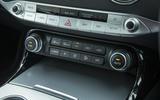 Kia Stinger GT line 2018 review climate control