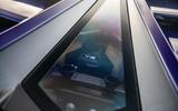 Lamborghini Aventador SVJ 2019 road test review - engine cover