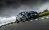 Lamborghini Urus 2019 road test review - on the road low