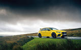 Mercedes-AMG A45 S 4Matic+ 2020 road test review - static