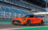 Mercedes-AMG GT Black Series road test review - static front