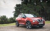 Nissan Juke 2020 road test review - static