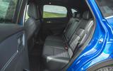 25 Nissan Qashqai 2021 RT rear seats