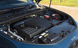 Peugeot 508 2018 road test review - engine