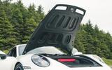 25 Porsche 911 GT3 2021 RT bonnet underside