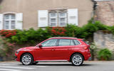 Skoda Kamiq 2019 road test review - on the road side
