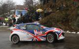 Fiesta wins Rally Monte on debut