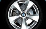 16in BMW 320d ED alloys