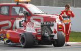 Webber on top in last F1 test